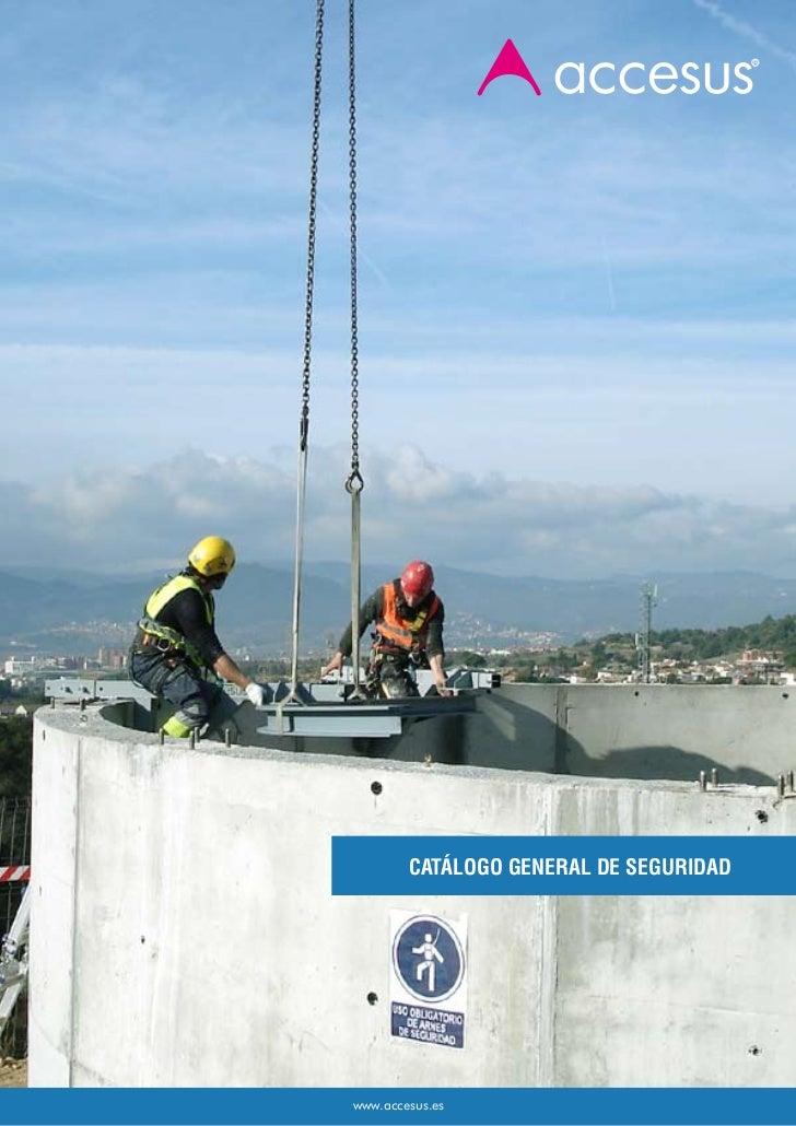 R        CATÁLOGO GENERAL DE SEGURIDADwww.accesus.es
