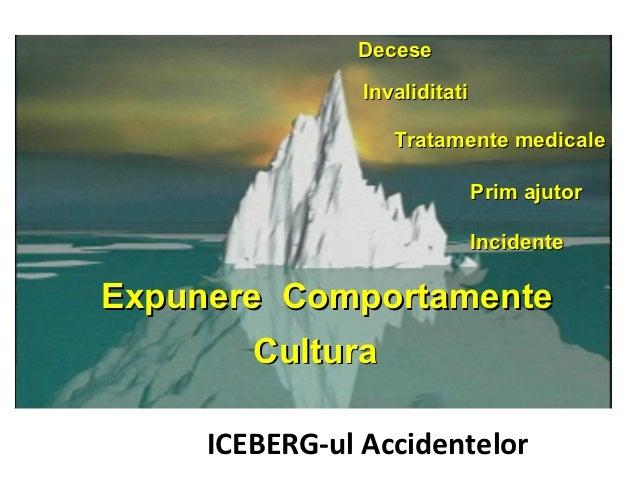 Accident iceberg ro