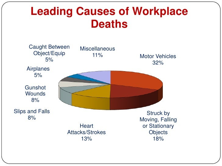 causes of workplace accident essay The costs and effects of workplace accidents twenty case studies from ireland a report for the health and safety authority by: mr victor hrymak & dr jose damian pérezgonzález,.