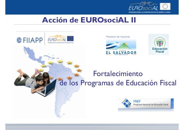 Acción de educación fiscal / Borja Díaz Rivillas, FIIAPP-EUROsociAL