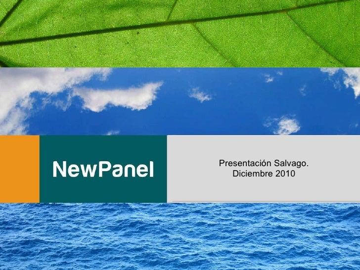 Newpanel - Descuento para Propietarios de El Torreón