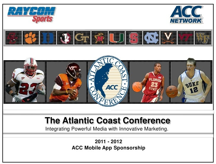 ACC Mobile Apps