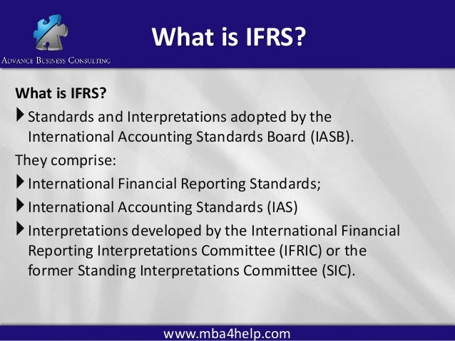 international accounting conclusion This basis for conclusions summarises the international accounting standards  board's considerations in developing the proposals in the.
