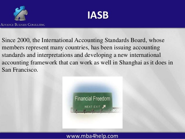 an essay on international accounting The essay section is the most important part of any application, see the types of essays successful applicants have used to apply to business school.