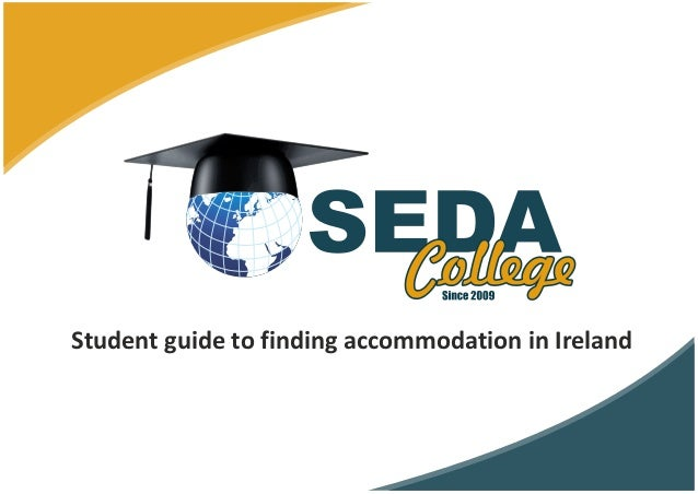 Student guide to finding accommodation in Ireland