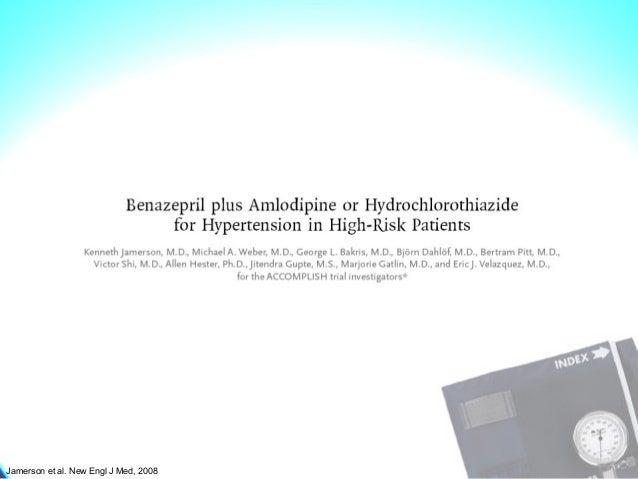 Jamerson et al. New Engl J Med, 2008