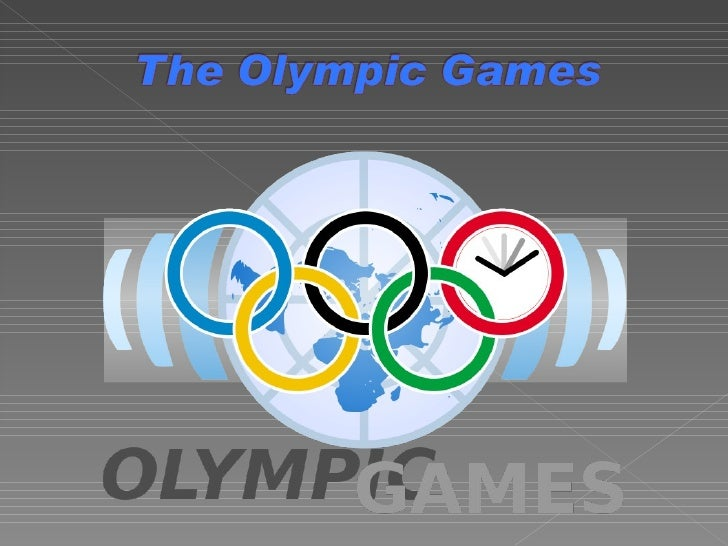The Olympic Games began over 2700   years ago in Olympia, in southwest   Greece. The Games were part of areligious festiv...