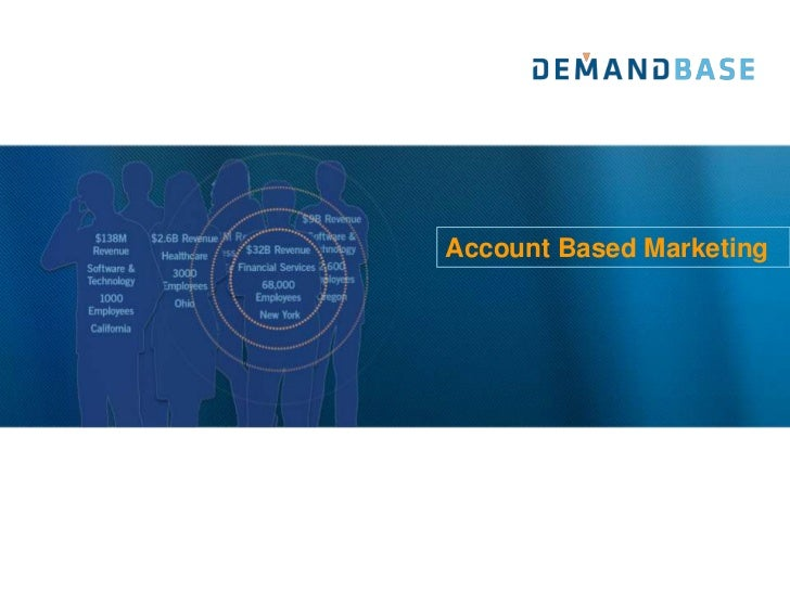 Account Based Marketing: Focus on Who Matters