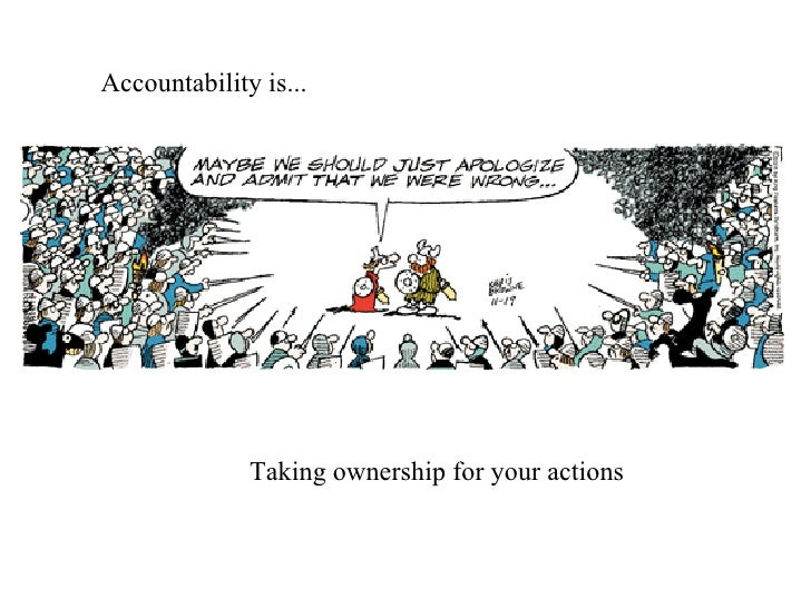 accountability in the workplace pdf