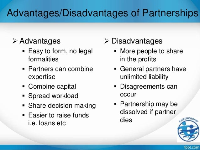 profit retention in a general partnership