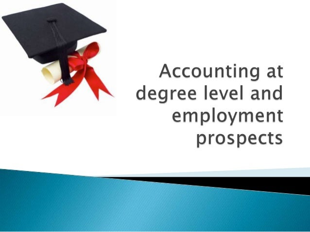 Career advice in accounting?