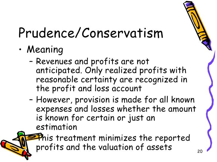 Accounting Concept Of Materiality
