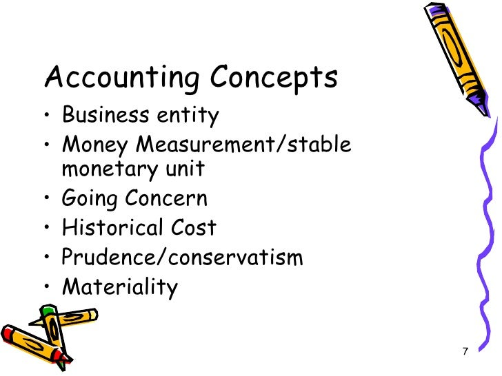 the prudence concept The prudence concept is the compelling reason for which of the following accounting treatment: in the financial statements issued by large companies like imperial.