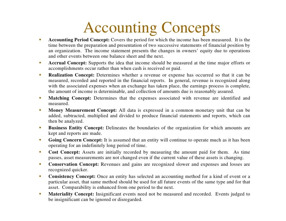 advance auditing concepts and standards Generally-accepted auditing standards  international financial reporting standards,  concepts of capital maintenance and the determination of profit.