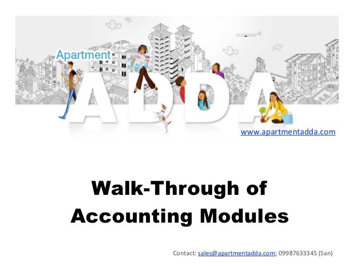 Accounting demo