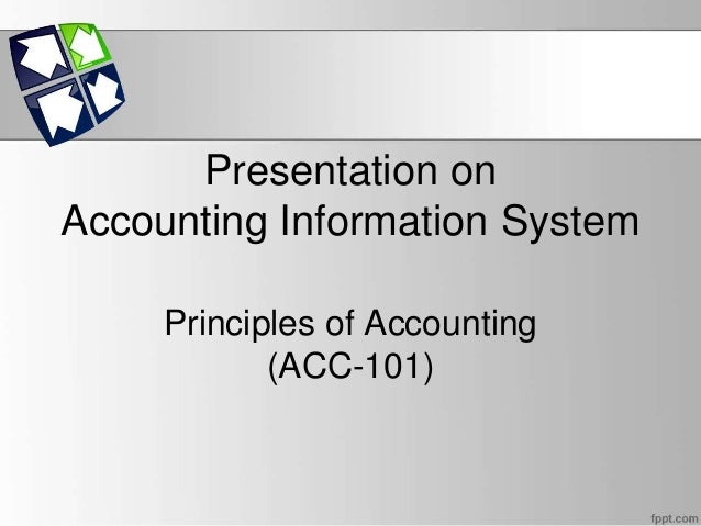 effect of accounting information on share The accounting information provided by an entity can have external as well   users of accounting information in assessing types and effects of.