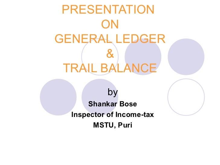 Accounting presentation slideshare.bose