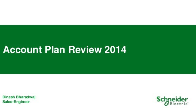 how to review sales plan