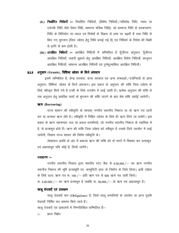 What is the Meaning of accounting in Hindi