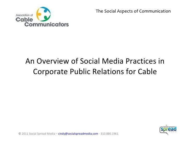 Acc presentation   communication aspects final