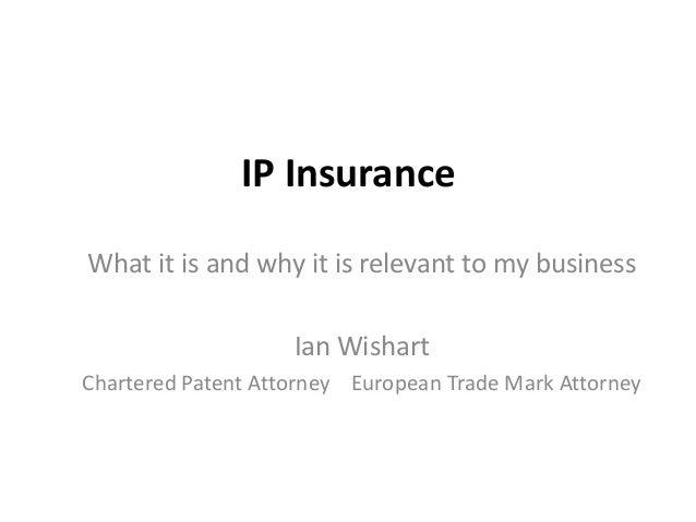 IP Insurance