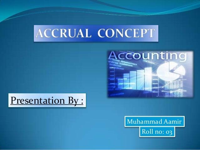 Presentation By : Muhammad Aamir Roll no: 03