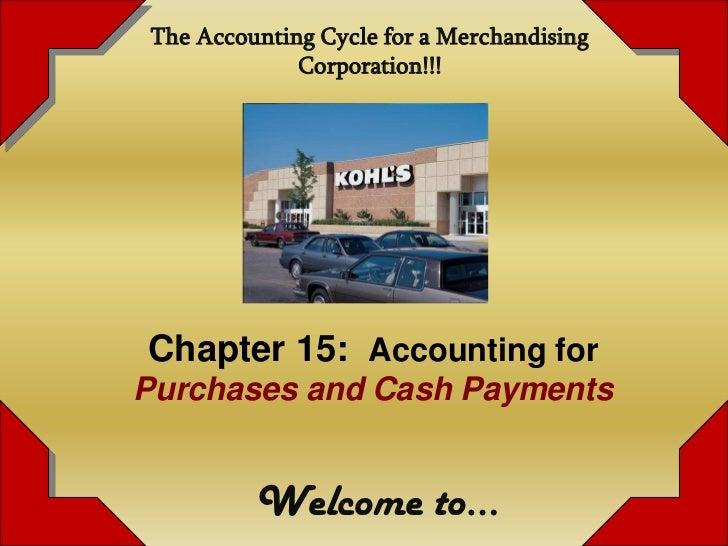 Acct chapter 15 class presentation