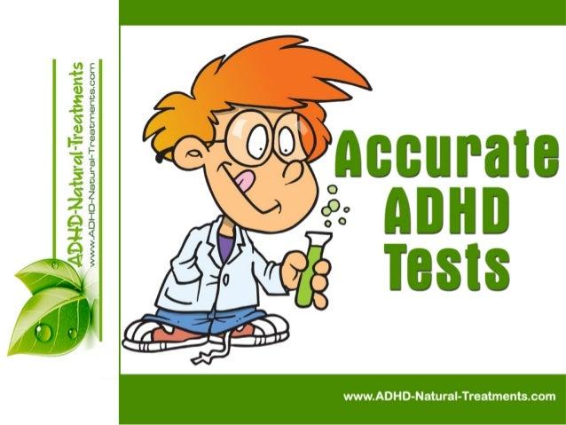 ADHD Tests - ADHD Examination - ADHD Diagnosis