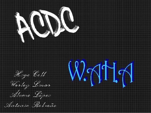 Ennoviembrede1973,Malcom YoungyAngus Young formaron AC/DC y reclutaron al bajistaLarry Van Kriedt, al cantanteDav...