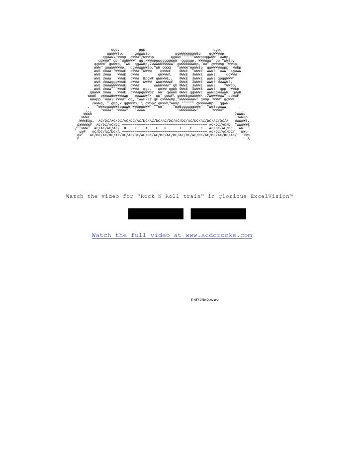 Acdc   Black Ice Album Videos
