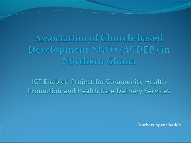 Acdep's ict4 d project   mobile component - presentation at ict4d series - savsign