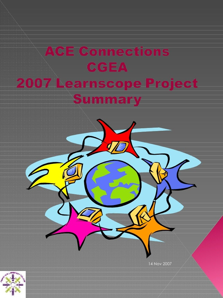 Ace Connections Project Summary