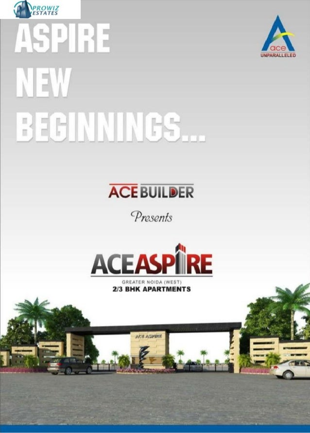 ACE Aspire noida extension @91-9999004236^^^ACE Aspire