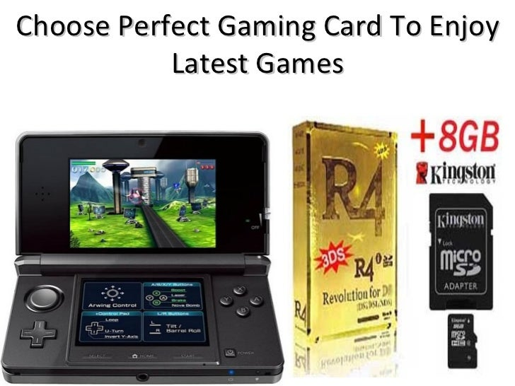 Choose Perfect Gaming Card To Enjoy Latest Games