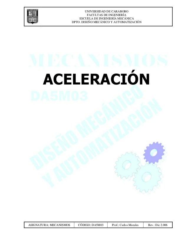 Aceleración de coriolis
