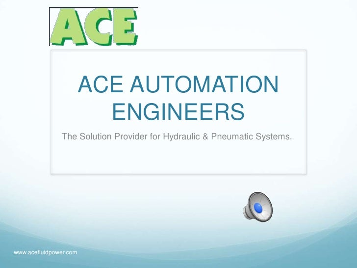 Ace Automation Engineers.