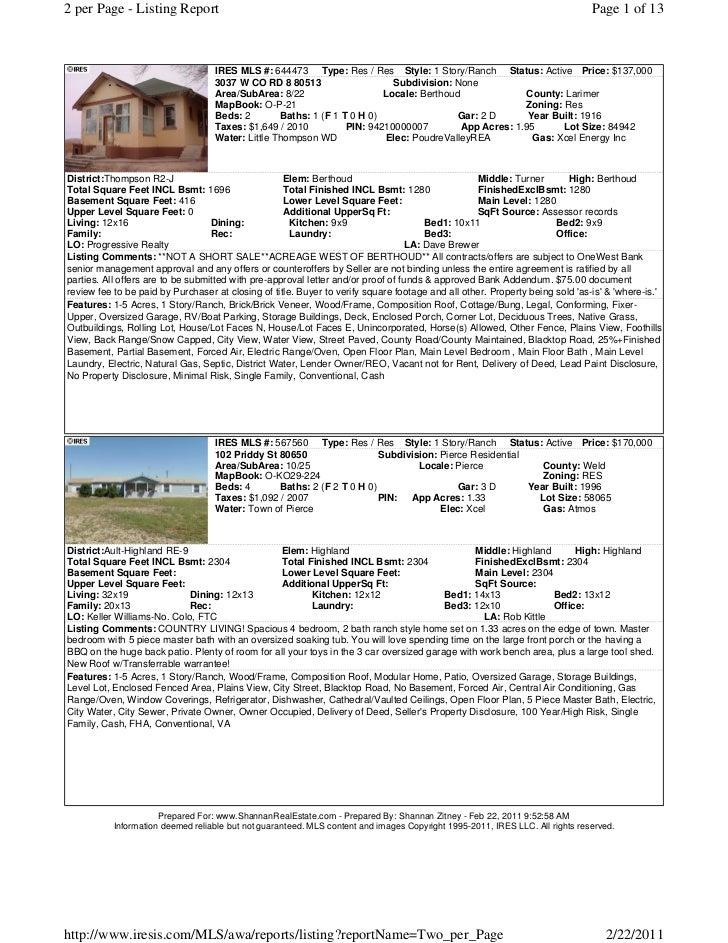 Acerage homes under $250,000