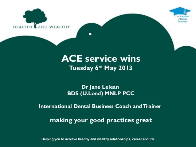 Ace service wins