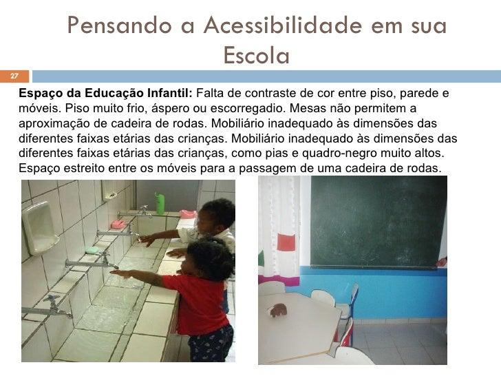 Acessibilidade -> Altura De Pia Para Banheiro Infantil