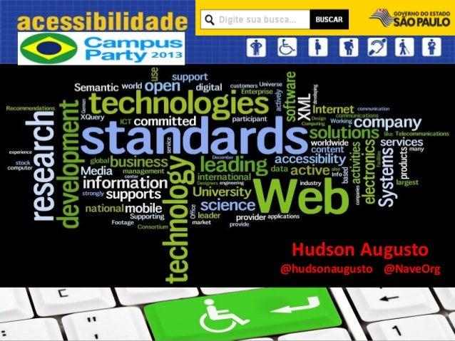 Hudson Augusto@hudsonaugusto @NaveOrg
