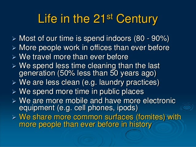 How life differs in the 21st century with cell phones?