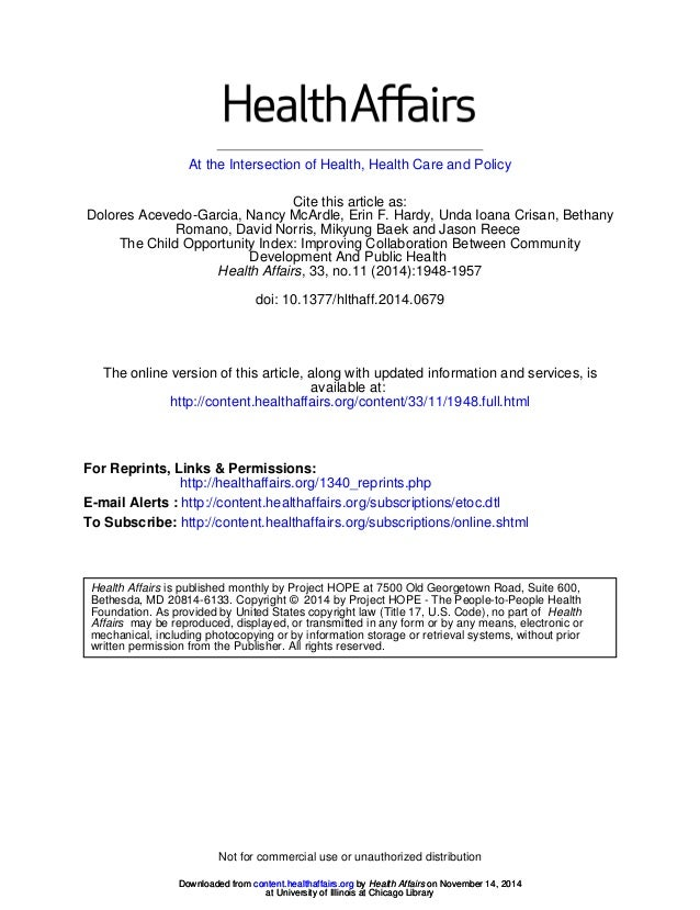 National Public Health Performance Standards