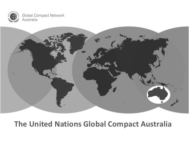 The United Nations Global Compact Australia