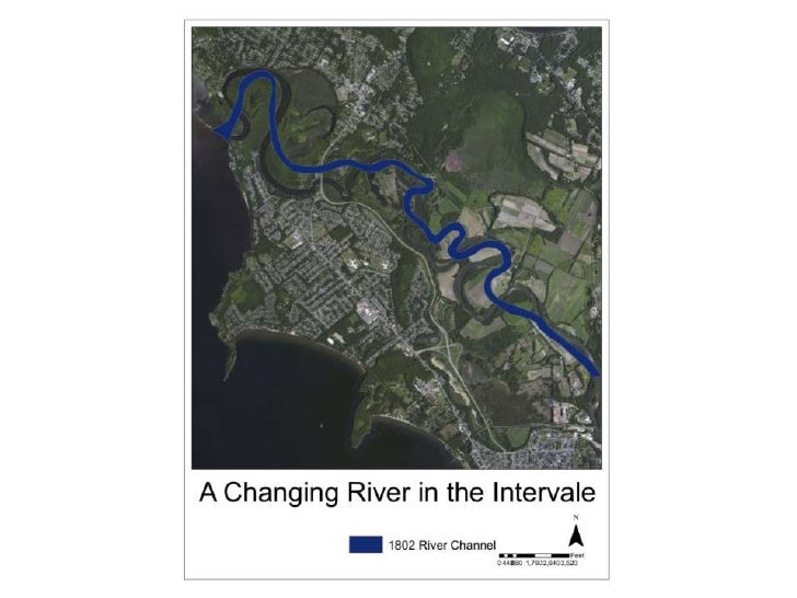 A Changing River in the Intervale: 1802 - 1894