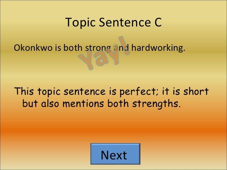 okonkwo character analysis