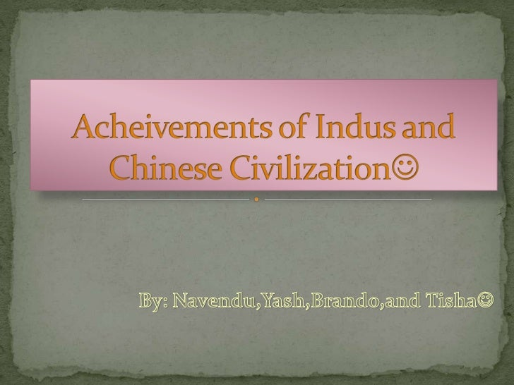 Indus Valley Civilization                         We do know the                          cities were                    ...
