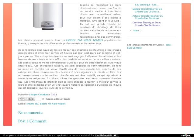 pour ma famille avis chauffe eau sauter 200l visio. Black Bedroom Furniture Sets. Home Design Ideas