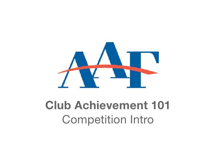 4th District Conference: Club Achievements Presentation