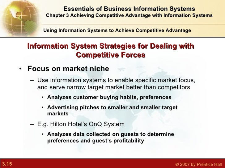 information systems case analysis