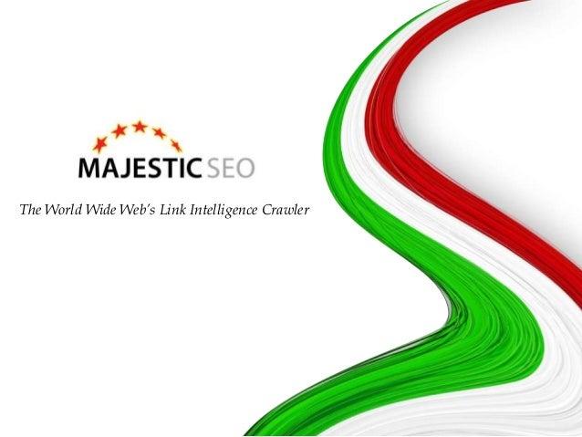 The World Wide Web's Link Intelligence Crawler